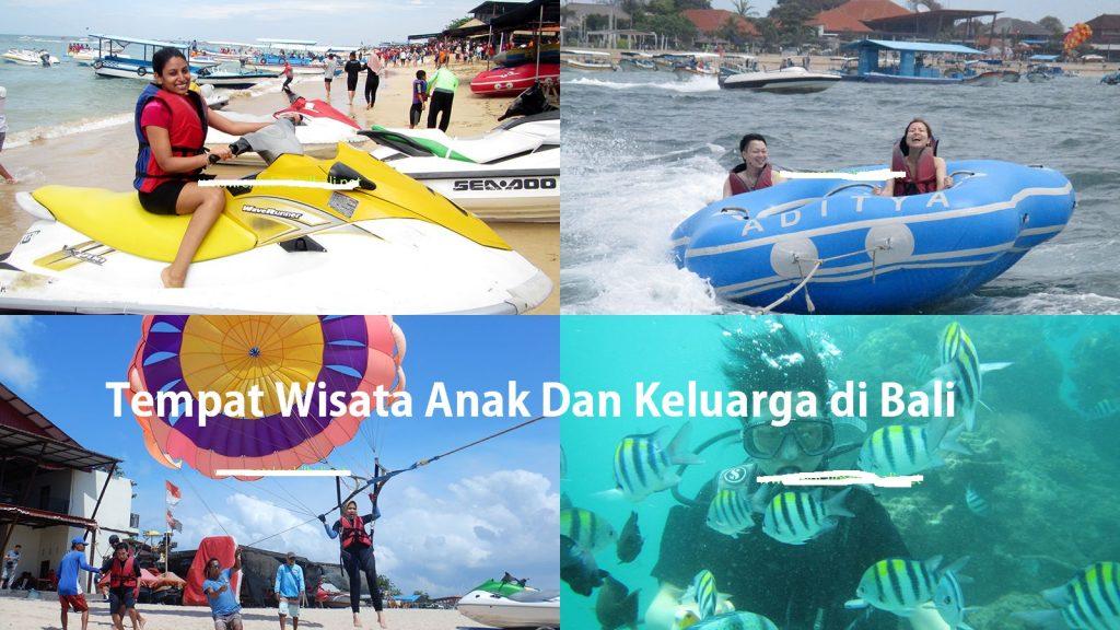 Tempat Wisata Anak Dan Keluarga di Bali