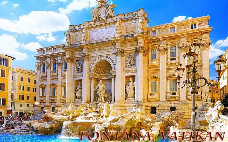Tempat Wisata di Vatikan Terpopuler